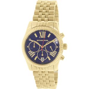 Michael Kors Women's Lexington MK6206 Gold Stainless-Steel Quartz Watch