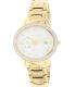 Michael Kors Women's Whitley MK6227 Gold Stainless-Steel Analog Quartz Watch - Main Image Swatch