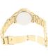 Michael Kors Women's Whitley MK6227 Gold Stainless-Steel Analog Quartz Watch - Back Image Swatch