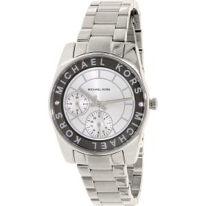 Michael Kors Women's Ryland MK6233 Silver Stainless-Steel Quartz Watch