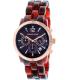 Michael Kors Women's Audrina MK6237 Red Plastic Quartz Watch - Main Image Swatch