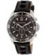 Michael Kors Men's Windward MK8419 Black Leather Quartz Watch - Main Image Swatch