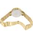 Skagen Women's Ditte SKW2330 Gold Stainless-Steel Quartz Watch - Back Image Swatch