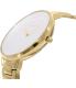 Skagen Women's Ditte SKW2330 Gold Stainless-Steel Quartz Watch - Side Image Swatch
