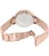 Skagen Women's Ditte SKW2331 Gold Stainless-Steel Quartz Watch - Back Image Swatch