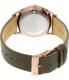 Skagen Women's SKW2346 Grey Leather Quartz Watch - Back Image Swatch