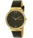 Skagen Women's SKW2370 Gold Leather Quartz Watch - Main Image Swatch
