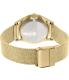Skagen Women's SKW2377 Gold Stainless-Steel Quartz Watch - Back Image Swatch