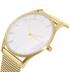 Skagen Women's SKW2377 Gold Stainless-Steel Quartz Watch - Side Image Swatch
