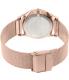 Skagen Women's SKW2378 Rose Gold Stainless-Steel Quartz Watch - Back Image Swatch