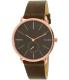Skagen Men's SKW6213 Rose Gold Leather Quartz Watch - Main Image Swatch
