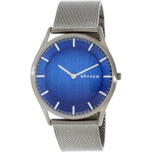 Skagen Men's SKW6223 Grey Stainless-Steel Quartz Watch