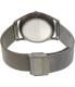Skagen Men's SKW6223 Grey Stainless-Steel Quartz Watch - Back Image Swatch