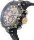 Invicta Men's Venom 18451 Black Silicone Swiss Quartz Watch - Side Image Swatch