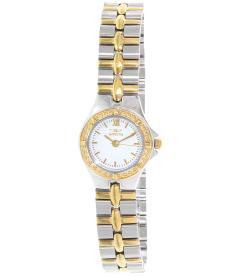Invicta Women's Wildflower 0136 Gold Stainless-Steel Swiss Quartz Watch