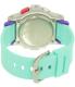 Casio Women's Baby-G BGA180-3B Grey Resin Quartz Watch - Back Image Swatch
