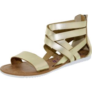 Blowfish Women's Ella Ankle-High Synthetic Sandal