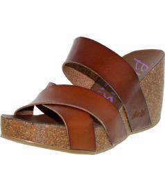 Blowfish Women's Hiro Ankle-High Synthetic Sandal