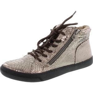 Blowfish Women's Presca Ankle-High Synthetic Fashion Sneaker