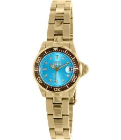 Invicta Women's Pro Diver Mini 11445 Rose Gold Stainless-Steel Quartz Watch
