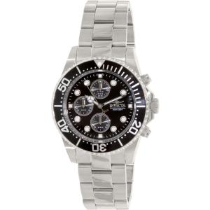 Invicta Men's Pro Diver 1768 Silver Stainless-Steel Quartz Watch