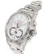Victorinox Swiss Army Men's Classic 241704 Silver Stainless-Steel Swiss Quartz Watch - Side Image Swatch