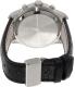 Gucci Men's G-Timeless YA126237 Silver Leather Swiss Quartz Watch - Back Image Swatch