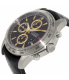 Gucci Men's G-Timeless YA126237 Silver Leather Swiss Quartz Watch - Side Image Swatch