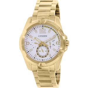 Citizen Men's AG8332-56A Gold Stainless-Steel Quartz Watch