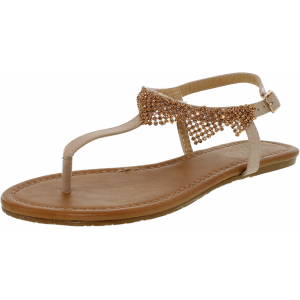 Xoxo Women's Troy Ankle-High Leather Sandal