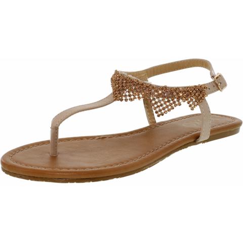 Xoxo Women's Troy Leather Sandal