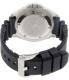 Bulova Men's Sea King 96B228 Black Silicone Quartz Watch - Back Image Swatch