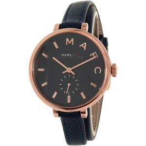 Marc by Marc Jacobs Women's MBM8662 Blue Leather Quartz Watch