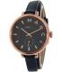 Marc by Marc Jacobs Women's MBM8662 Blue Leather Quartz Watch - Main Image Swatch