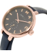 Marc by Marc Jacobs Women's MBM8662 Blue Leather Quartz Watch - Side Image Swatch