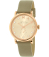 Marc by Marc Jacobs Women's MBM1400 Rose Gold Leather Swiss Quartz Watch - Main Image Swatch