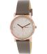 Dkny Women's Soho NY2341 Rose Gold Leather Quartz Watch - Main Image Swatch
