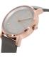 Dkny Women's Soho NY2341 Rose Gold Leather Quartz Watch - Side Image Swatch