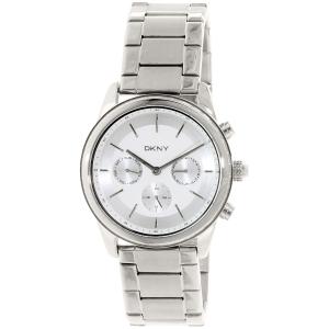Dkny Women's Rockaway NY2364 Silver Stainless-Steel Quartz Watch
