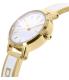 Dkny Women's Soho NY2358 Gold Stainless-Steel Quartz Watch - Side Image Swatch