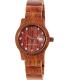 Ab Aeterno Women's Sky AB.AURORA Red Wood Swiss Quartz Watch - Main Image Swatch
