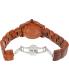 Ab Aeterno Women's Sky AB.AURORA Red Wood Swiss Quartz Watch - Back Image Swatch