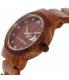 Ab Aeterno Women's Sky AB.AURORA Red Wood Swiss Quartz Watch - Side Image Swatch
