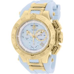 Invicta Women's Subaqua 17237 Blue Rubber Swiss Quartz Watch
