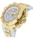 Invicta Women's Subaqua 17237 Blue Rubber Swiss Quartz Watch - Side Image Swatch