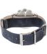 Timex Men's Weekender TW2P62100 Silver Leather Analog Quartz Watch - Back Image Swatch