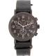 Timex Men's Weekender TW2P62200 Black Leather Analog Quartz Watch - Main Image Swatch