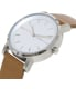 Dkny Women's Soho NY2339 Brown Leather Quartz Watch - Side Image Swatch