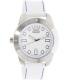 Adidas Men's Originals ADH3036 White Leather Quartz Watch - Main Image Swatch
