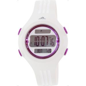 Adidas Men's Questra ADP3153 White Silicone Quartz Watch